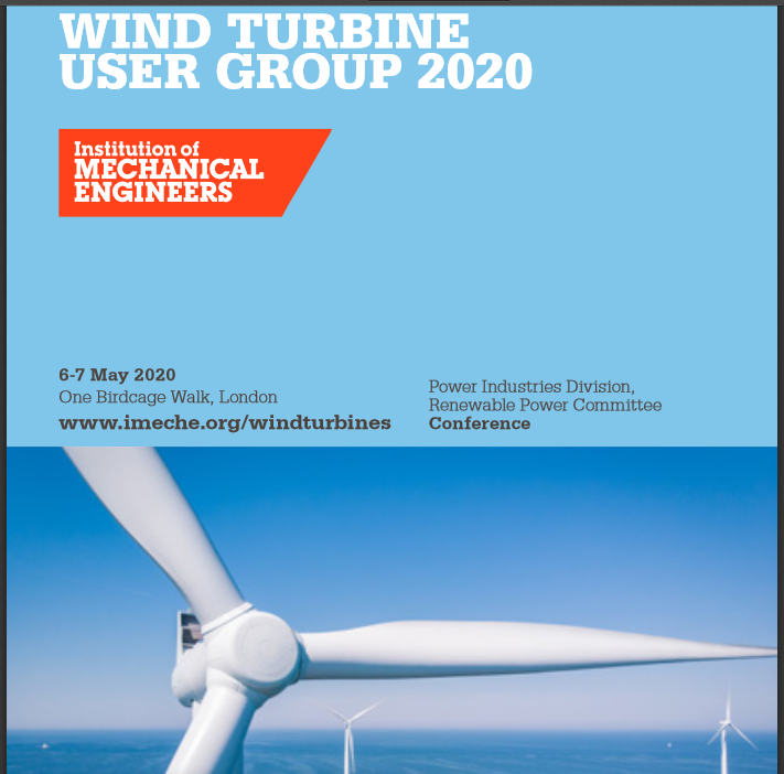 Learn about the most recent advances in your specific area of engineering for wind turbines     Advocate and benchmark your organisation's processes, techniques and technologies against others in the wind power industry     Meet engineers with common interests and make new, influential and valuable connections