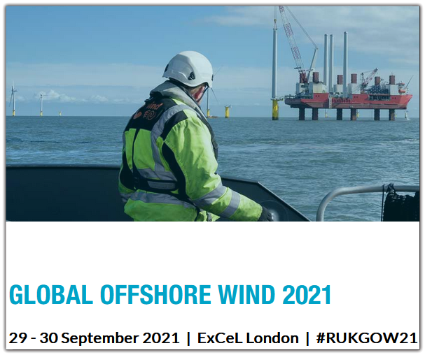 Don't miss your chance to connect with industry experts, learn about global market opportunities and the latest innovations within the offshore wind industry and wider renewable sector.