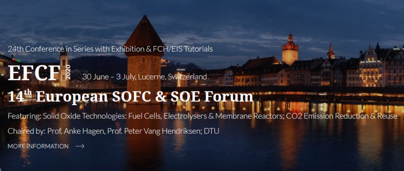 The EUROPEAN FUEL CELL FORUM was founded in 1994 for the promotion of the innovative technology using technical and scientific conferences, relevant literature, and unbiased information from the media. From early on many highly successful conferences have been organised.