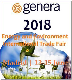 GENERA 2017 is the International Trade Fair for Energy and Environment industry where latest technological advances, current business trends, market solutions and business networking will be available. In addition, Genera 2018 will offer a platform to meet industry professionals fro business networking, joint venture and expert knowledge sharing experience at one stop.