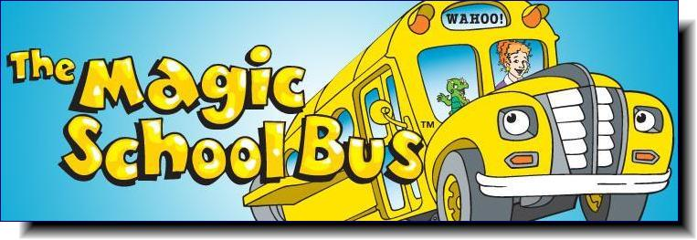Magic School Bus | Choose Your Environment