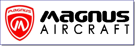 MAGNUS AIRCRAFT is a high-tech driven company that was established and registered in Kecskemét, Hungary. The Magnus Aircraft team has over 10 years of experience in the fields of research, development, and production of UL, LSA, and VLA type aircraft.     Working alongside Siemens, Magnus Aircraft developed the eFusion, the first all-electric, aerobatic trainer aircraft in the world.