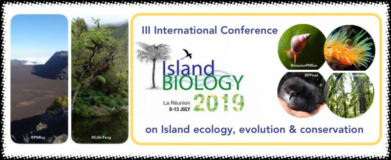At the crossroad of three major biogeographical regions of the World (Afrotropical, Indomalayan, Australasian), the Indian Ocean hosts islands of highly contrasting climate, from  tropical down to Antarctic conditions, and of highly contrasting size, from immense islands facing environmental challenges of continental scale down to small islands paving the way for restoration and rewilding projects. The conference will gather scientists from all over the World and practitioners working together on islands with particular emphasis on ecology, evolution, conservation and biogeography of terrestrial and marine biotas.