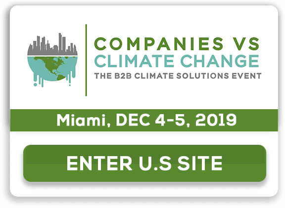 An event series whose mission it is to bring together companies from around the world to discuss climate change and how they can work together to address it most impactfully.