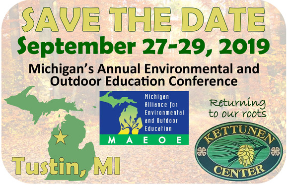 "The Michigan Alliance for Environmental and Outdoor Education (MAEOE) hosted its most popular conference in more than a decade in Port Huron in early October. Outgoing President Cindy Fitzwilliams-Heck noted, ""Our participation was terrific, and all our sessions very well attended. The evaluations are a joy to read."" Perhaps most surprising was the large number of first-time participants. Port Huron was a magnificent host city and the field trip ventures into Canada were extremely popular. Incoming President Brittany Burgess added, ""The networking among professional educators at this conference is an incredible draw, a must for anyone in our field."" Mark your calendar now for next year's conference Sept. 27-29, 2019, at the Kettunen Center near Cadillac."