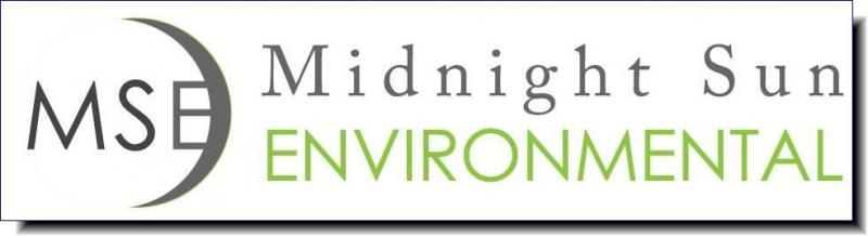 Midnight Sun Environmental | Midnight Sun Environmental is committed to providing quality, personalized, and professional environmental services to our clients, where your business needs and the environment work together.  Alaskan Business since 2012.  Woman Owned and Operated