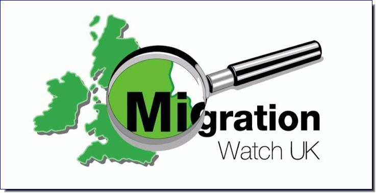 Net migration to the UK is currently 246,000. If this continues, we will add half a million to the population every year. Over the long term, 75% of this growth will be due to immigration. This places huge pressure on public services. Read more here.