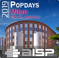 The Italian Association for Population Studies (Sis‐Aisp) invites submissions to the next Giornate di Studio sulla Popolazione (Popdays 2019), a general scientific conference, aimed at promoting the study and the discussion of population research.
