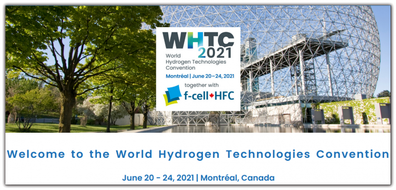 At WHTC 2021, local and international attendees have the opportunity to present their technical findings and advancements in hydrogen and fuel cells, as well as participate in f-cell+HFC The Hydrogen and Fuel Cell Event for marketing and networking.