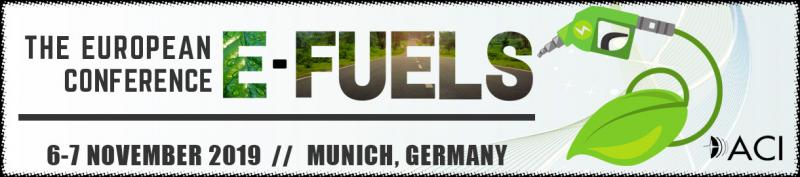 ACI's European E-Fuels Conference will be taking place in Munich, Germany on the 6th & 7th of November 2019. The two day event will bring together key industry stakeholders from the renewables, fuels, energy and oil & gas industry: including car manufacturers, e-fuel producers, technology providers, consultants and policy advisors.   Senior-level speakers will present on technical aspects of the e-fuel market and present the latest challenges and opportunities that the industry brings. They will discuss requested topics by industry experts, touching on aspects such as e-fuels in the automotive and aviation industry, e-fuel production costs challenges and the latest technological advances amongst others.  Join us in Munich for two days of exchanging perspectives, learning and excellent networking opportunities with your peers. You will benefit from numerous interactive sessions, presentations, including case studies, and insightful panel discussions to get the best out of the event.