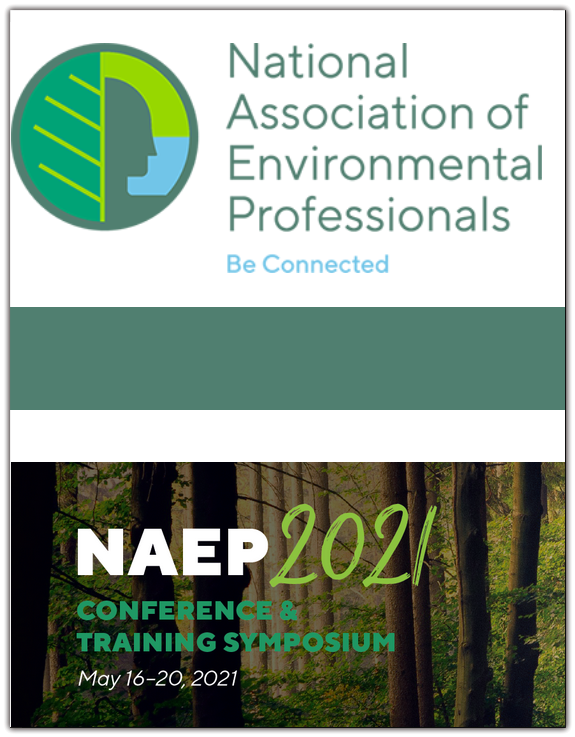 The NAEP 2021 Conference and Training Symposium invites environmental professionals from across the United States to share in the opportunity to learn about new projects, share technical knowledge, network with other industry professionals, and experience a new and unique experience!