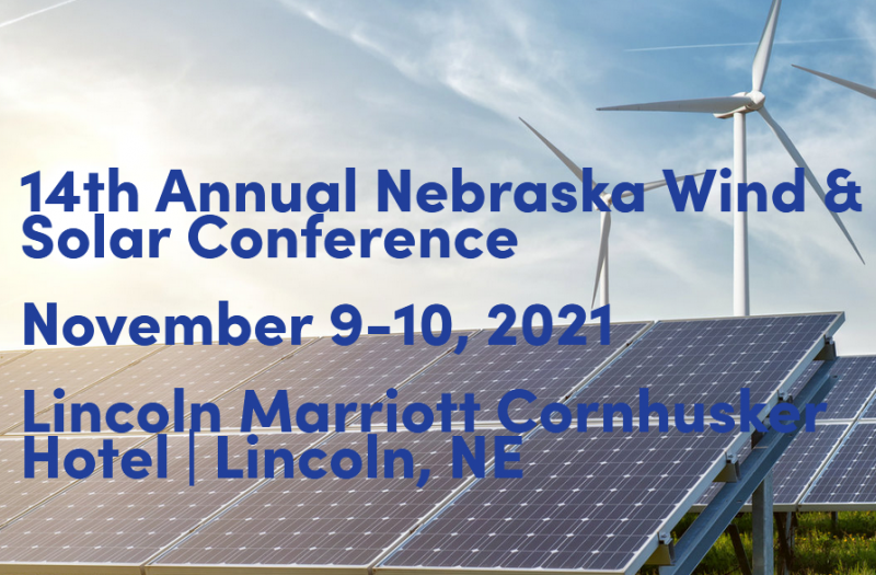 Over the past eleven years, the Nebraska Wind & Solar Conference has presented attendees with Nebraska-specific information on a variety of renewable energy topics from expert speakers from across the country. Visit our Resources page to view past conference presentations and the latest publications in the field.