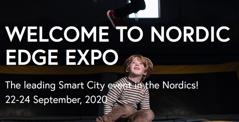 Nordic Edge ties people, companies and cities together. We accelerate development across sectors, borders and regions for a smarter, more sustainable future.