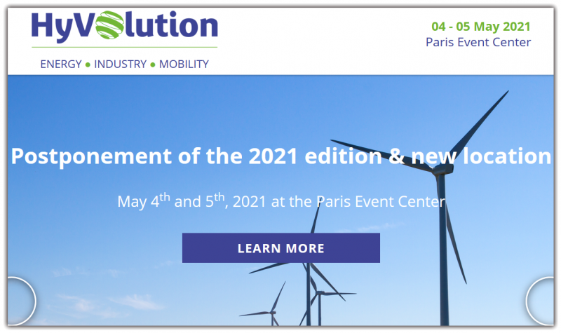 A RICH OFFER  120 exhibitors and brands: production, distribution, storage, services—every solution for all carbon-free hydrogen markets.