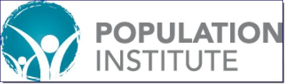 The Population Institute is an international non-profit that educates policymakers and the public about population, and seeks to promote universal access to family planning information, education, and services.  Through voluntary family planning, we strive to achieve a world population in balance with a healthy global environment and resource base.