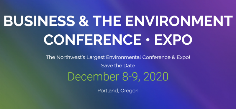 Business & The Environment convenes the environmental business community for two days of learning, connecting, and doing business. As a cross-sector conference, Business & The Environment covers the environmental industry spectrum, attracting business owners, executives, and environmental managers.