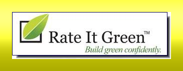 Green building Directory  •  Network  •  Resource  Rate It Green connects green builders and green building companies to help them share information and expertise and to promote the growth of the green building industry.