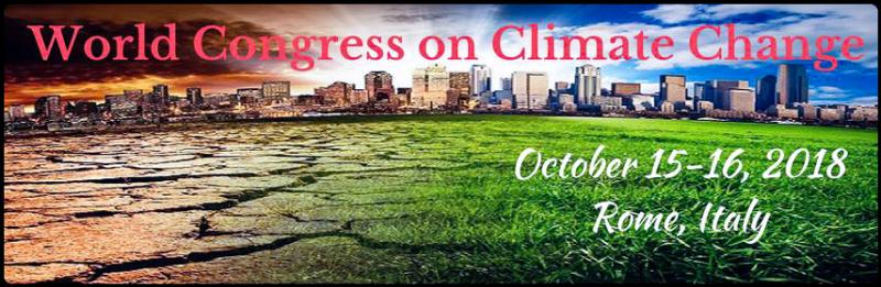 Climate Change 2018 has been designed in an interdisciplinary manner with a multitude of tracks to choose from every segment and provides you with a unique opportunity to meet up with peers from both industry and academia and establish a scientific network between them. We cordially invite all concerned people to come join us at our event and make it successful by your participation.