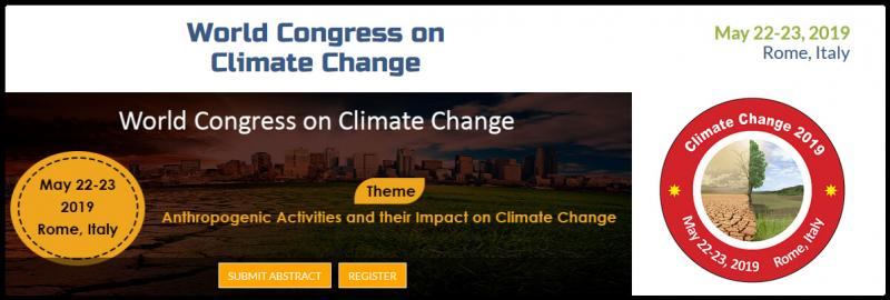At PULSUS Group, It is our ideology to bring maximum exposure to our attendees, so we make sure the event is a blend which covers professionals such as Climatologists, Meteorologists and Environmental Researchers, Students and Trainees from the training institutes making the CLIMATE CHANGE 2019 conference a perfect platform.  Climate Change 2019 has been designed in an interdisciplinary manner with a multitude of tracks to choose from every segment and provides you with a unique opportunity to meet up with peers from both industry and academia and establish a scientific network between them. We cordially invite all concerned people to come join us at our event and make it successful by your participation