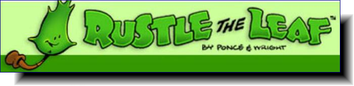 Rustle The Leaf | Environmental Comics