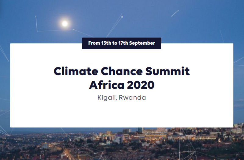 The next Climate Chance Summit Africa will be hosted by the City of Kigali, Rwanda, from 13-17 September 2020, in partnership with ICLEI Africa.  More news coming soon!