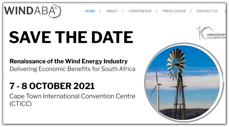 The firmly established conference and exhibition offers delegates and industry exhibitors an opportunity to participate in the creation of meaningful solutions to ensure a strengthened African wind industry.