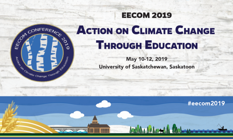 "The theme of the EECOM Conference in 2019 is ""Action on Climate Change Through Education,"" making this the first national environmental education conference with a focus on climate change education. Our aim is to increase action on climate change through education by bringing together educators, students, policy makers, researchers, and community members to discuss and collaborate on this important and timely topic.  Four concurrent session strands will focus on PreK-12 Education, Higher Education, Community Education, and Indigenous Education. We are excited to bring a mix of presentation styles and formats, which will support participants of all backgrounds and learning styles. There will be keynote plenaries, panel discussions, hands-on workshops, place-based field trips, pre-conference field trips, leadership seminars, and more."