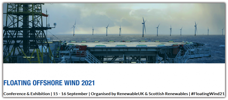 RenewableUK and Scottish Renewables Floating Offshore Wind event is the essential update charting progress in a crucial year of auctions and announcements. Connect with experts and expand your network as the industry comes together to discuss the next steps for floating wind.