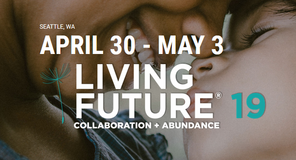 Living Future is all about cross-industry collaboration. We believe regenerative design can only happen when all voices are brought to the table. If you're interested in making a difference in your community, then there's a place for you at Living Future.