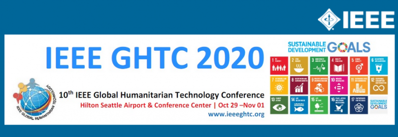 GHTC is an international flagship conference, focused on bringing together people working on the application of technology to addressing critical issues for the benefit of the resource-constrained and vulnerable  populations in the world.  It is a forum where IEEE works with developers and NGOs to identify the most pressing needs.