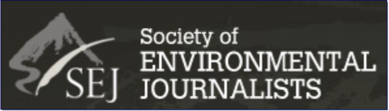 The Society of Environmental Journalists is the only North-American membership association of professional journalists dedicated to more and better coverage of environment-related issues. SEJ's mission is to strengthen the quality, reach and viability of journalism across all media to advance public understanding of environmental issues.