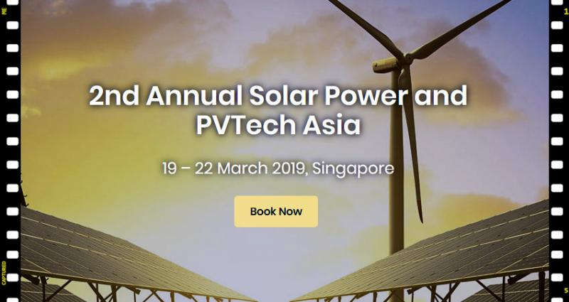 Part of the Renewable Energy Week, and still, Asia's ONLY Solar Power event with a focus on regional markets, the 2nd Annual Solar Power Asia comes back to Singapore with emphasis on innovation, policy, investment and partnerships. As developers, operators, financiers and OEM evaluate business prospects in the region, this event is best positioned to help industry get ahead with its APAC strategy.   An enhanced focus on the commercial and implementation aspects of PV Technology will allow for a deeper focus on game changing innovation, cost implications and digitalisation opportunities that will change the face of solar power in the years to come.