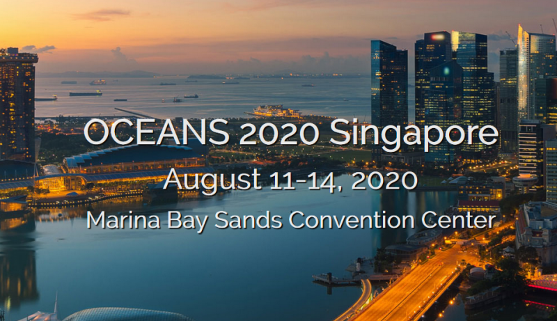 Join the leading innovators, analysts, and producers of marine technology, research, and education gathering for the OCEANS 2020 Singapore conference. Come meet your fellow professionals and students, hear from experts about their latest activities and ideas, and discuss your needs with the best suppliers of marine and maritime products in the exhibit hall. Thousands of professionals make the OCEANS conference their home for continued learning and so can you.