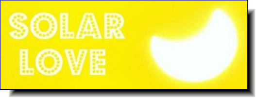 Solar Love | Solar News. Solar Commentary. Original Solar Analysis.