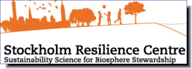 Stockholm Resilience Center | Sustainability Science for Biosphere Stewardship