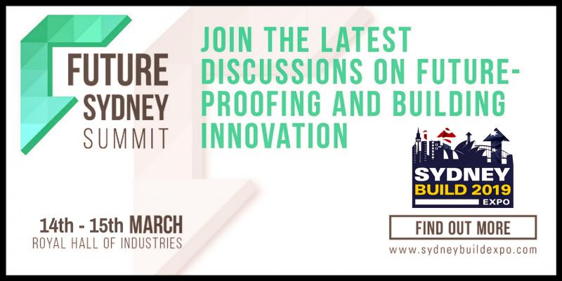 Event Times: March 14th– 15th, 10:00am – 3:50pm Venue: Royal Hall of Industries, 1 Driver Avenue, Moore Park, NSW 2021, Australia  The Future Sydney Summit is a free-to-attend event which offers a series of seminars based on the latest discussions on future-proofing and building innovation. The full-day summits are open to everyone and they feature high level speakers who come from a wide range of sectors within the industry.  The Day 1 Summit will focus on smart buildings and cities, while the Day 2 Summit will cover design and residential topics. Seats fill up on a first come first serve basis, so be sure to reserve your ticket and arrive early on the day.