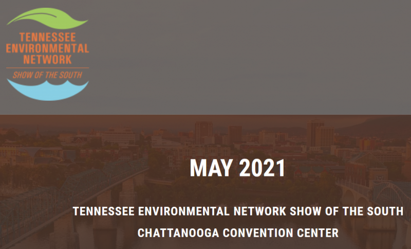 The Tennessee Environmental Network conference is the largest, most comprehensive and diverse environmental education opportunity in Tennessee, and will be attended by over 1,000 Local, State, and Federal Government Officials, Business and Industry Leaders, Attorneys, Consultants, Engineers, Developers, Land Owners, Architects, Agribusiness Leaders, Energy Experts, Water Planning Districts, Universities, Public Health Officials, Solid Waste, Enviro-Tech, and Recycling Experts, and many, many others with a strong interest in environmental activities in Tennessee and the Southeast region.