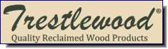 Trestlewood | Quality Reclaimed Wood Products