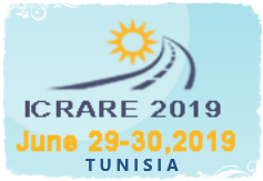 """The International Conference on Recent Advances in Renewable Energies (ICRARE'19)"" in June 29-30,2019 . This conference aims at attracting the interest of specialists, academicians and researchers as well as manufacturers,practitioners and customers from the international community working in research areas and investments related tovarious applications of renewable energies. The ICRARE'19 allows the scientific community working in theses areas to exchange, share and discuss advances and developments in renewable energy research and applications. The conference will be organized in specialized symposiums focusing in various aspects of renewable energy applications"