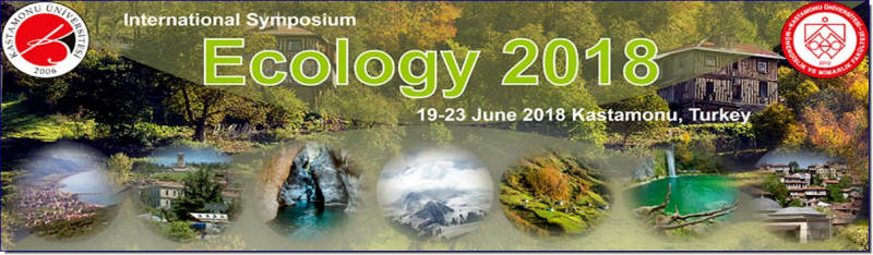 The symposium aims to bring together the latest researchers and results of various topics of colleagues such as biology, agriculture, veterinary, engineering, economy and medicine with development of ecology fields in Kastamonu. We aim to strengthen the industry and government cooperation with university and transfer experiences in committees that will present the solution offers, and discuss the current environmental problems with scientific approaches within a sustainable environmental conception. Participants will be able to present oral and poster presentations with the 22 topic title in the symposium. Additionally, we have invited four master-speaker experts in their fields. After the opening ceremony of the Symposium, the rest of the event will be performed in our halls of Engineering and Architecture Faculty.