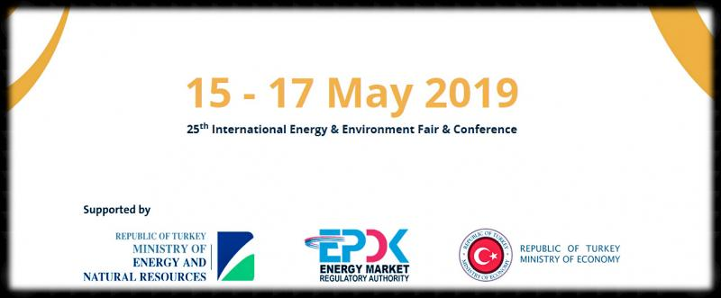The most sustainable international energy fair organized every year on a regular basis in Turkey since 1994...     It is Turkey's biggest energy fair with its 173 exhibitors...     It is also the most environmentalist event for it is Turkey's first carbon neutral fair and conference...     It is the only international platform where conference, B2B meetings and fair activities carried out concurrently...     14,000 visitors, it is the most popular energy fair...     The biggest energy and environment fair where the energy and environment technologies developed by best suppliers of the sector meet the energy sector and the industry...     We Invite the Whole Sector to the Most Important Meeting Point of the Energy Sector...