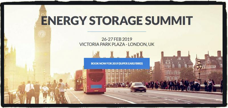 The largest UK downstream focused event addressing energy storage returns to London in February. It includes four streams filled with developers, financiers, utilities, networks and aggregators discussing standalone storage, along with co-located and C&I applications.  Some sessions will be returning due to popular demand, including completed projects case studies, technology comparison and aggregator sessions.  This year will be introducing an international stream including top case studies from around the world with innovating business models and positioning of utilities, as well as completed EFR projects, co-location focus and utilities' strategies.