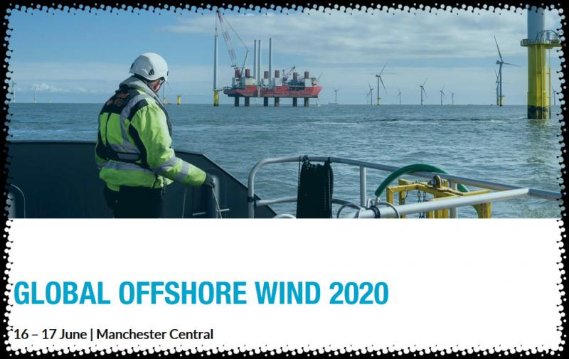 Join the world's largest dedicated offshore wind event in Manchester on 16 – 17 June 2020.  Exhibition bookings open!
