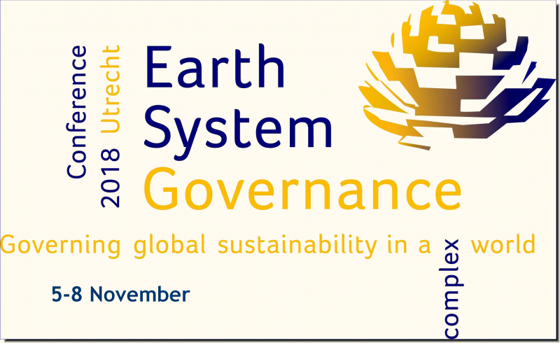 The 2018 Utrecht Conference stands in a long tradition of global conferences on earth system governance, from Amsterdam (2007 and 2009) to Colorado (2011), Lund (2012), Tokyo (2013), Norwich (2014), Canberra (2015), Nairobi (2016), and Lund (2017). In this long-standing event series, the Utrecht Conference will have a special status: in 2018, the Earth System Governance Project's current Science and Implementation Plan will be replaced by a new 10-year science plan; and new, enthusiastic leadership will take over the helm of our project.  This conference will hence focus on harvesting the many findings of our community over the last decade, combined with a bold outlook to the future and the next scientific challenges for earth system governance research.