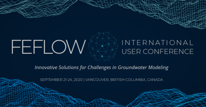 Join fellow FEFLOW users and renowned experts from across the globe in beautiful Vancouver, British Columbia for this four-day biennial event to exchange ideas and share experiences in groundwater modelling. Users are invited to present an application of the software and participate in lively discussions on FEFLOW's capabilities and the implications of future developments. Together, we'll explore the latest innovations and trends in groundwater modeling and discuss practical challenges and potential solutions.  The FEFLOW International User Conference begins with two days of presentations by FEFLOW users and keynote speakers