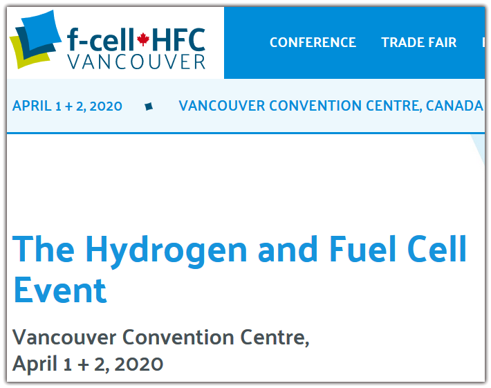 "Two of the most successful hydrogen and fuel cell events, f-cell and HFC join together in Vancouver, Canada – the ""cradle of fuel cells"". Renowned international specialists discuss solutions for clean energy with hydrogen and fuel cells as game changers during the 2-day conference and international trade fair. The intriguing and dynamic program brings the World's Hydrogen and Fuel Cell Community together to create further projects and connections benefiting the industry for the years to come."
