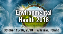 The Environmental Health 2018 broadly segregates the EH industry into environmental, occupational health, community health, and Public health associated with construction and decommissioning. Further subdivisions under environmental would be air quality management, water quality management, waste management, and energy management. Occupational health & safety can be split into physical, chemical, biological, and radioactive hazards. The community health consists of disease prevention, and disease control.
